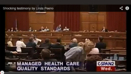 Shocking testimony by LindaPeeno